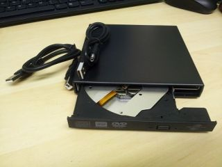 Blu Ray Player Laptop External USB DVD RW Burner Drive