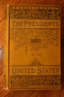 Presidents of United States C 1881 John Abbott Russell Conwell