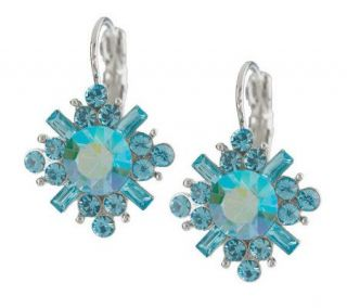 Kirks Folly Fairy Dynasty Sparkle Leverback Earrings —