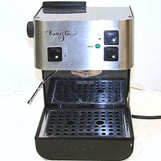 BARISTA Stainless Steel ESPRESSO MACHINE Coffee Maker sin 006