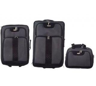 Samsonite Harmony 3 Piece Luggage Set —