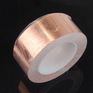 Effect Pedal Copper Foil EMI Shielding Conductive Tape PCB New