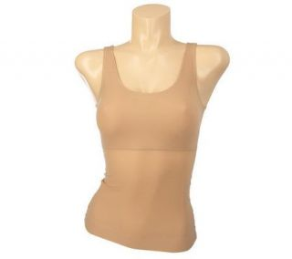 Breezies Curve & Contour by Flexees SuperLite Power Cami w/UltimAir