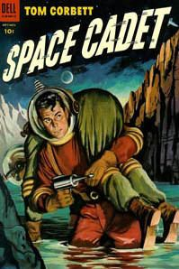 COMPLETE Tom Corbett, Space Cadet   2 titles   Golden Age Comics Books