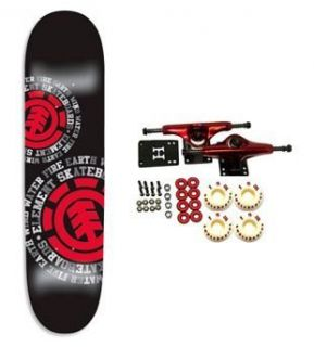 Element Skateboards Dispersion Complete Skateboard