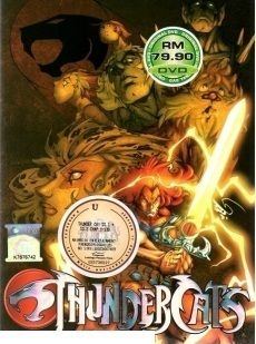 Thundercats Complete TV Series DVD Box Set Season 1 Season 2