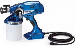 Truecoat Pro II Electric Handheld Airless Paint Sprayer 16N673
