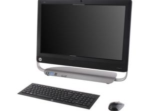 HP TouchSmart 520 All in One Core i5 Quad 2 5GHz 8GB 1TB 23