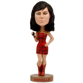 American Pickers Danielle Colby Ltd Ed Bobble Head