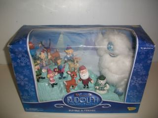 The Island of Misfit Toys Bumble Friends Collectible Figures 12