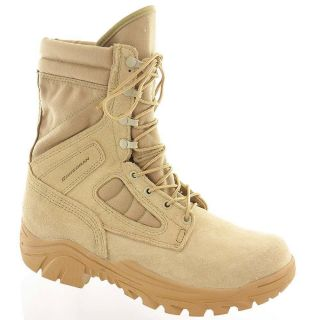 Corcoran Mens Military Boots CV4100 Sand Nubuck Military Boots
