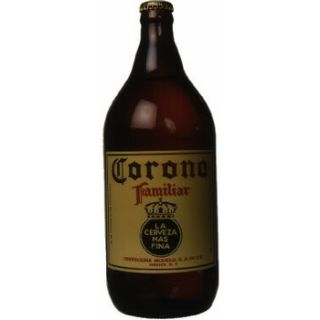 Corona Familiar Imported Mexican Empty Cerveza Bottle