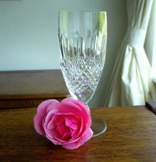 Lovely Waterford Crystal Colleen Champagne Flute Glass