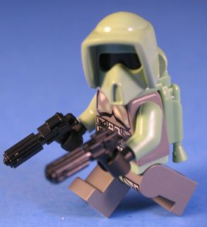 LEGO STAR WARS custom CLONE SCOUT TROOPER JETPACK