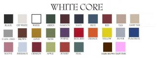 32x40 Full Sheet 4 Ply White Core Mat Board Color Choice