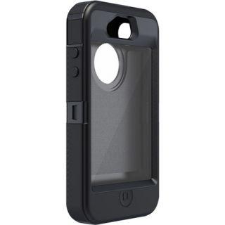 OtterBox Defender Case for iphone 4 & 4S , Black, NEW VERSION, W/ Belt