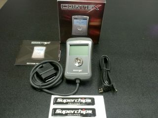 Superchips Performance Tuner Cortex Fits Dodge RAM Chrysler HEMI Cars