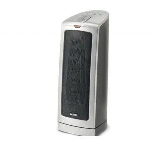 Lasko 5369 Oscillating Ceramic Tower Heater —