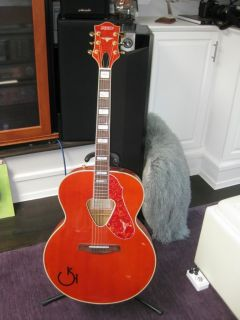 Gretsch Rancher Acoustic Guitar Model 6022