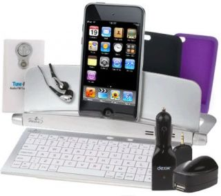 12 Piece Accessory Kit by Mili with 8GB iPod Touch —