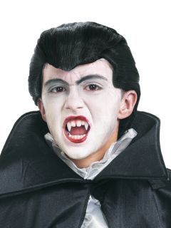 Kids Vampire Dracula Outfit Boys Halloween Costume