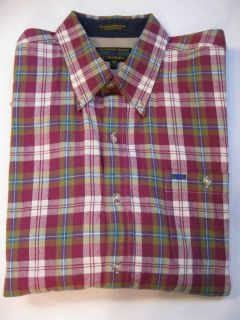 Alexander Julian Colours Multicolored Dress Shirt XL