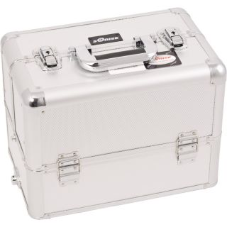 Makeup E Series Top Cosmetic Case Expandable to Full Rolling Train