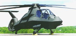 Aircraft Series 2 37 US RAH 66 COMANCHE Attack Helicopter