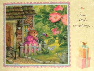 Susan Wheeler Holly Pond Hill Mouse Cottage Home Garden Birthday
