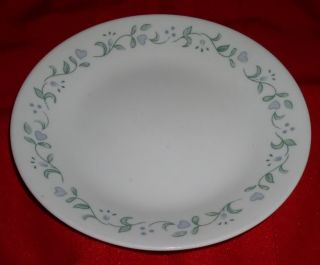 Corelle Country Cottage Pattern Bread Butter Plate