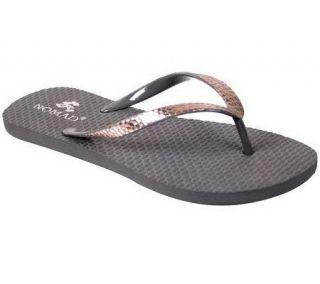 Nomad Footwear Rumba Flip Flop Sandals   A324354