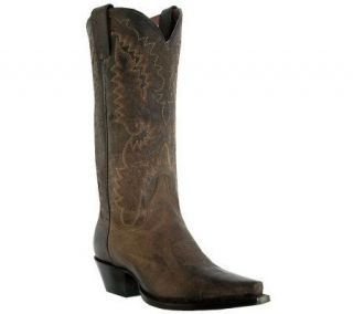 Dan Post Boots Ladies Bay Dirty Bull, 12 Cowboy Boots —