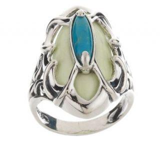 Carolyn Pollack Sterling Refreshing Ring —