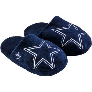 Dallas Cowboys Mens Big Logo Slippers