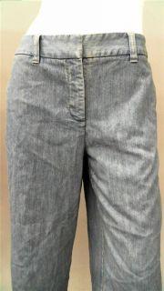 Covington Ladies Womens 8 Stretch Sand Wash Slim Fit Capri Jeans
