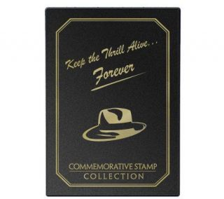 Michael Jackson Commemorative Stamp Collection —