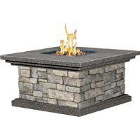 RIDGE FIRE TABLE FIREPIT OUTDOOR FIREPLACE YARD GARDEN PATIO DECK POOL