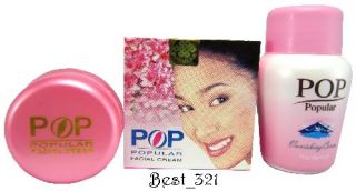 pop popular facial cream pop popular vanishing cream plus vitamin e