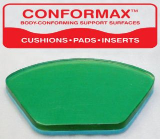 Conformax™ Motorcycle Seat Gel Pad Extra Large TR