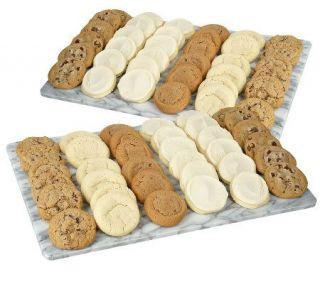 Cheryls 72 Piece Classic Cookie Favorites Sampler —