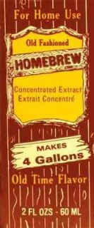 Cream Soda Soft Drink Extract Make 4 Gallons of Soda