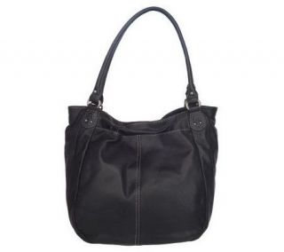 As IsTignanel lo GloveLeather N/S Multi  Pocket Tote —