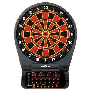 DMI Arachnid Cricket Pro 650 Electronic Talking Dartboard E650ARA Dart