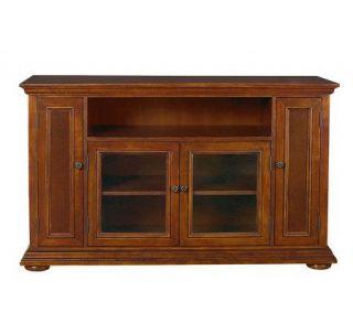 Home Styles Warm Oak Homestead Entertainment Credenza   H154682