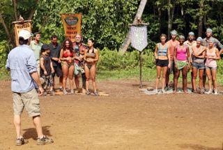 Survivor CBS One World Jeff Probst Signed Turtle Puzzle Reward