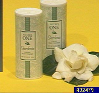 Natures One Gardenia Body Powder Duo —