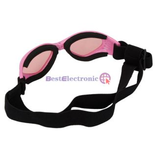 Glasses Pet Dog UV Goggles Sun Glasses Pink Dog Cool Glasses