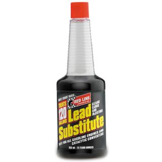 Red Line Oil 60202 Lead Substitute Fuel Additive 12 Oz