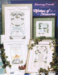 Cross Stitch Chart Sampler Adoption Creed Confirmation
