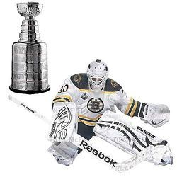 McFarlane NHL Series 29 Tim Thomas Stanley Cup Figure